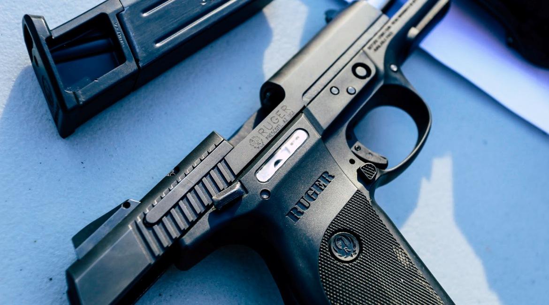 Фото на разрешение на оружие