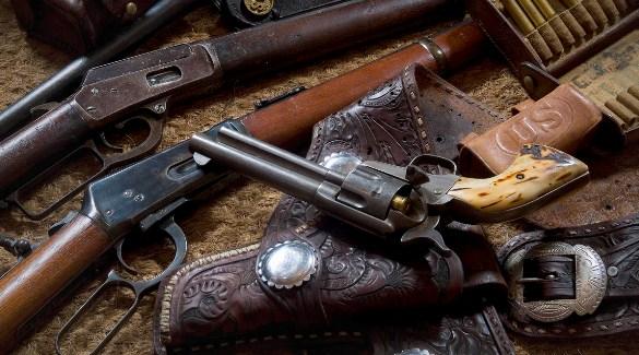 Коллекция американского оружия