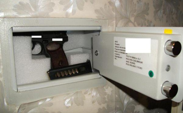 Скрытый сейф в квартире