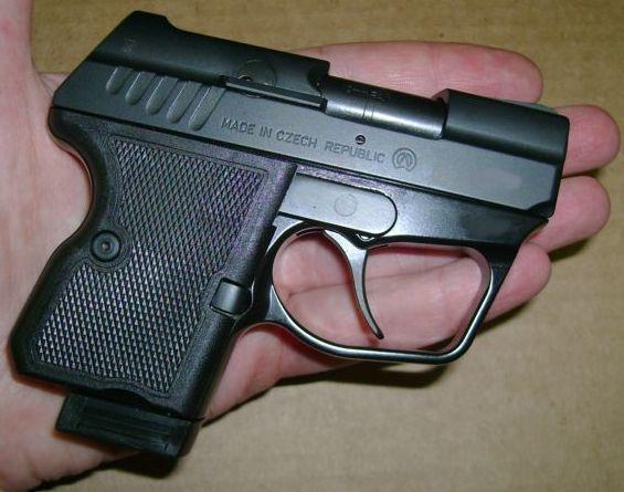 Удобный маленький пистолет