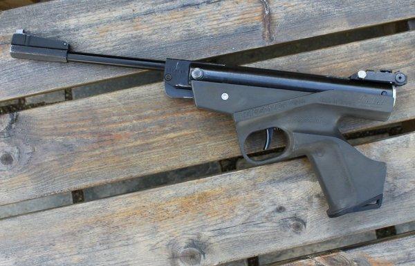 Спортивный пистолет