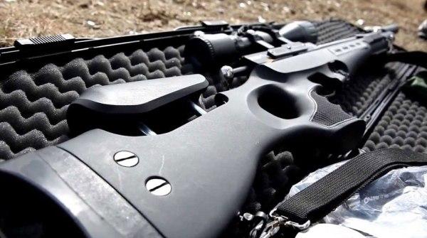 Мощная винтовка