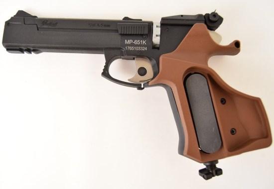 Оригинальный пистолет