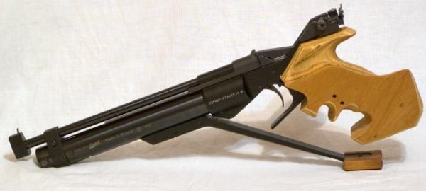 Пистолет ИЖ
