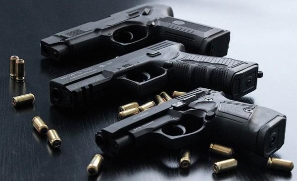 Пистолеты и патроны
