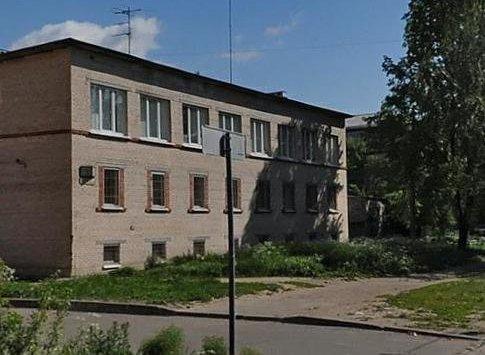 Дом разрешительного отделения