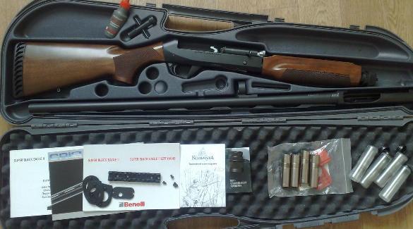 Новое ружье