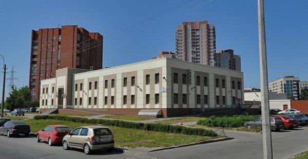 Здание разрешительного отдела