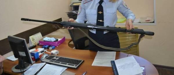 Получение разрешительных документов на оружие