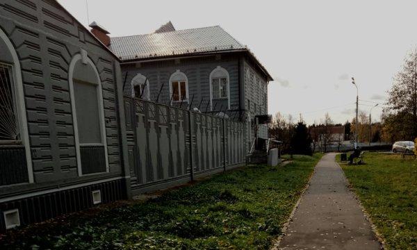 Подход к нужному дому
