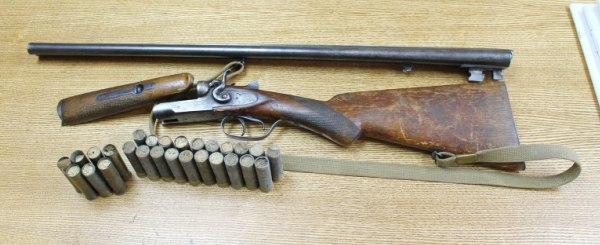 Ружье на проверку