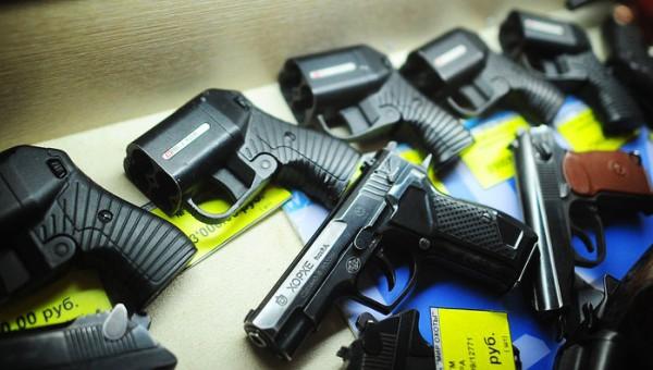 Выбор средств самообороны в магазине