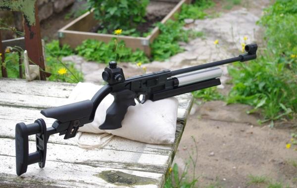 Оригинальная модель винтовки