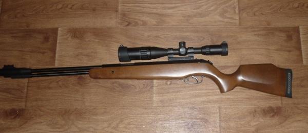 Чешская винтовка