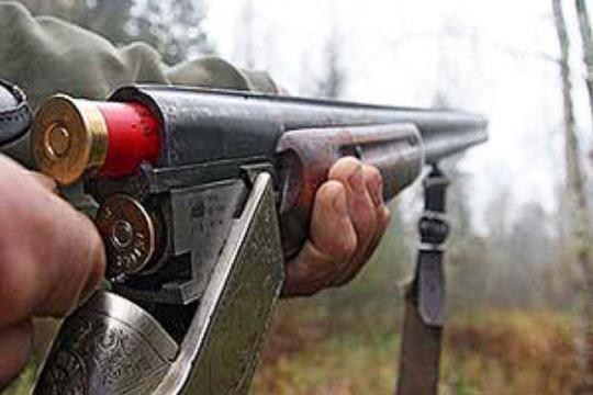 Перезарядка ружья