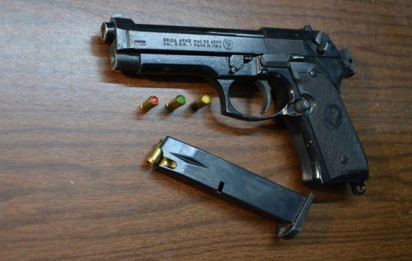 Удачная модель газового пистолета