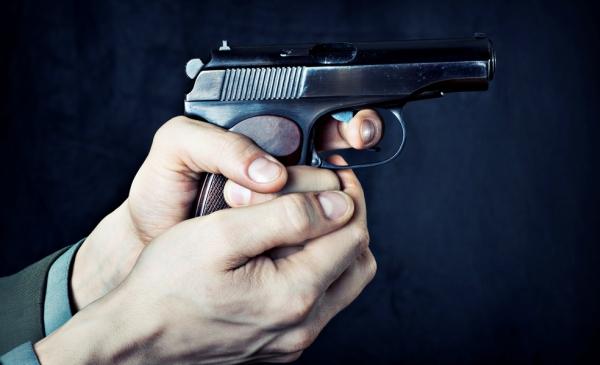 Холостой пистолет Макарова