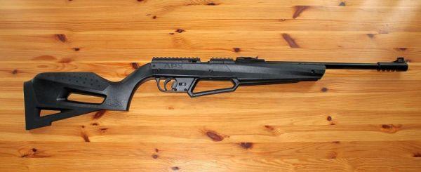 Черная винтовка