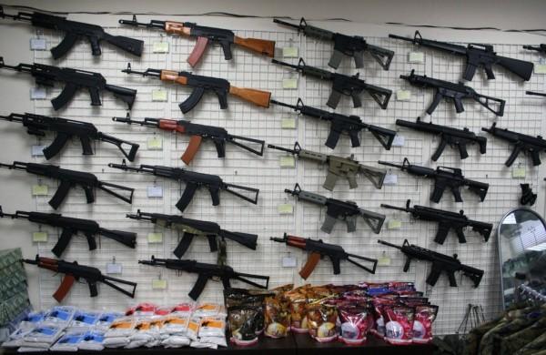 Магазин пневматического оружия