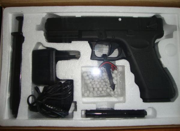 Пневматическая копия пистолета Глок