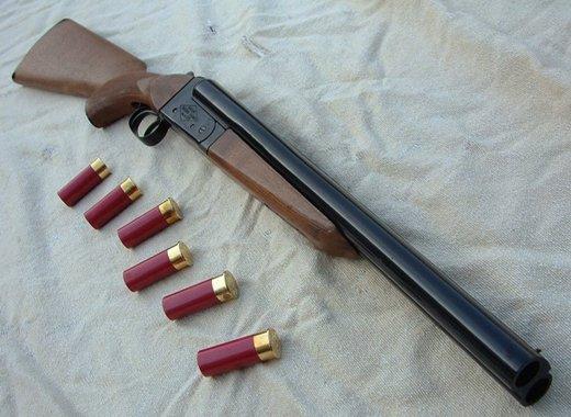 Гладкоствольное ружье