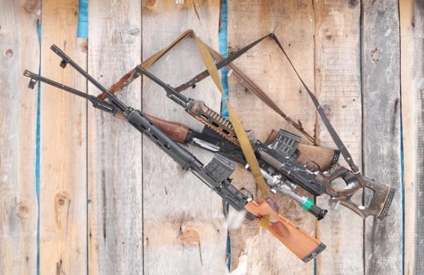 Нарезные охотничьи ружья