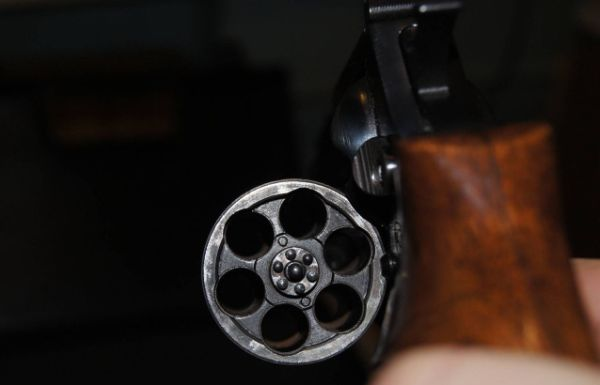 Барабан револьвера