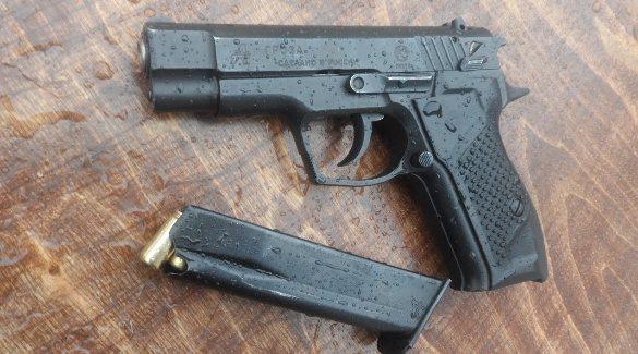 Пистолет Гроза