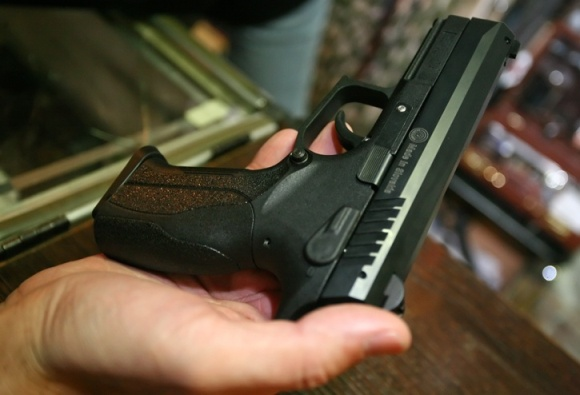 Удачная модель пистолета