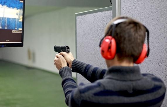 Практика стрельбы
