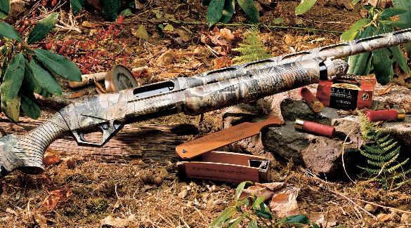 Ружье бывалого охотника