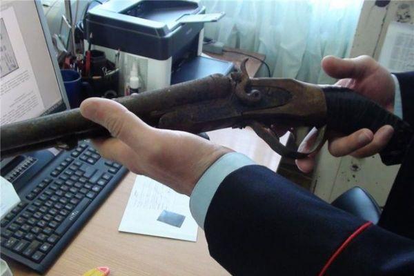 Раритетное оружие