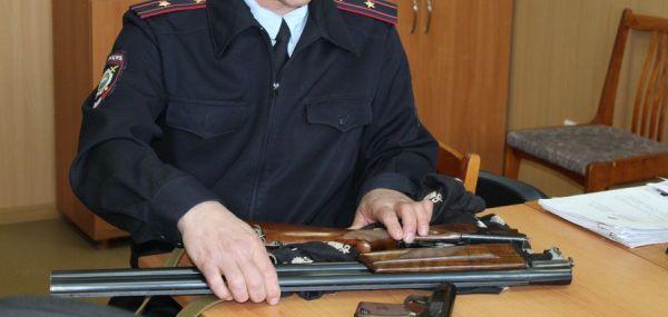 Проверка охотничьего оружия