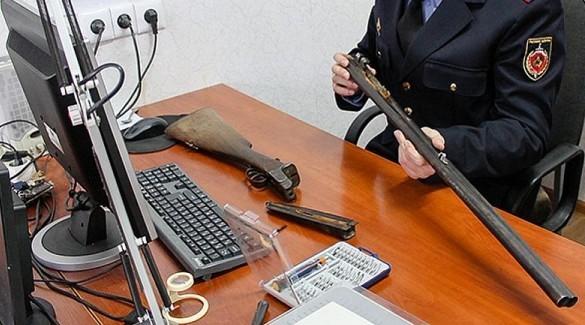 Регистрация охотничьего ружья