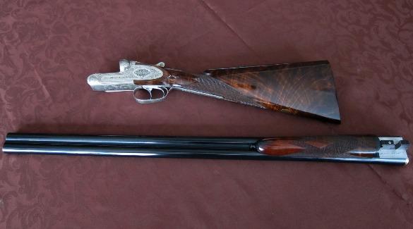 Красивое ружье