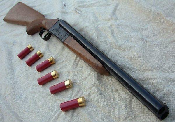 Оружие охотника