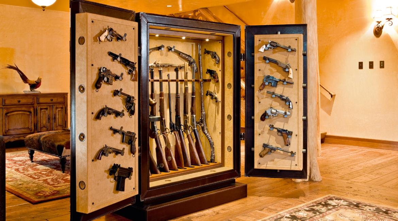 Правила хранения и ношения оружия