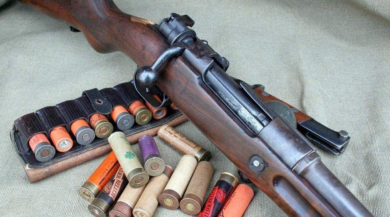 Просроченное разрешение на оружие