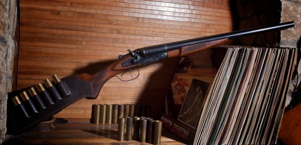 Ружье на полке
