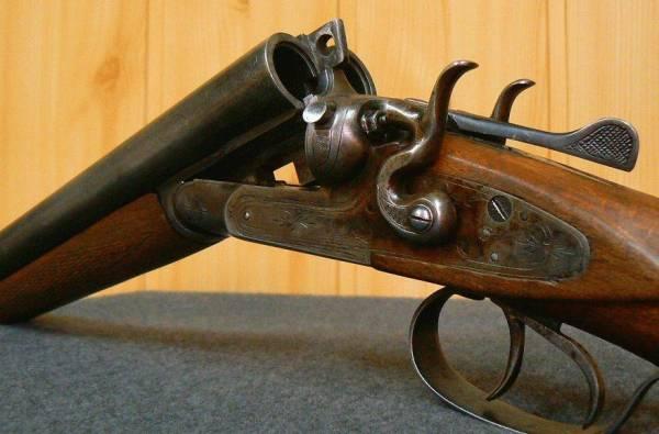 Коллекционное ружье