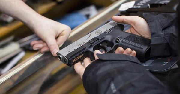 Покупка пистолета