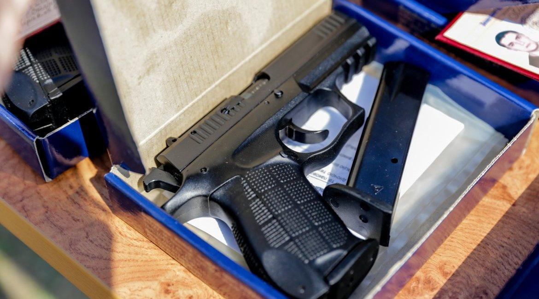 Разрешение на травматическое оружие в Украине