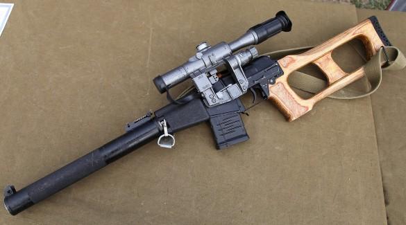 Серьезное оружие