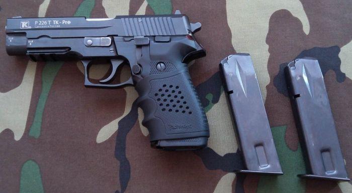 Травмат P226T TK-Pro