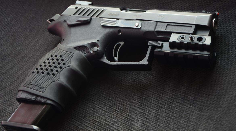 Травматический пистолет Grand Power t12