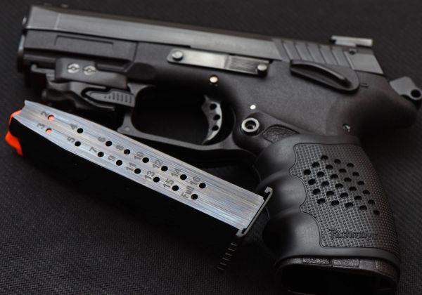 Удобное травматическое оружие