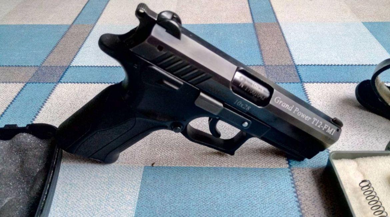 Травматический пистолет Grand Power T12-FM1