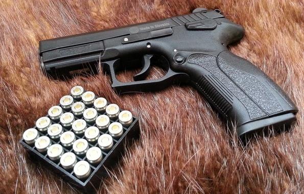 Словацкий пистолет