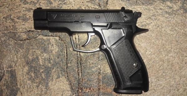 Пистолет Форт-12Р