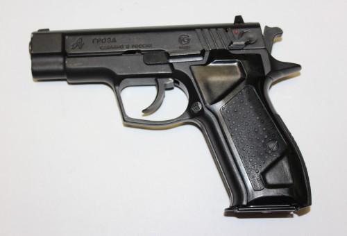 Модель пистолета 021